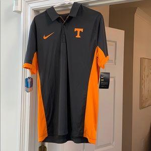 Nike Tennessee Drifit polo